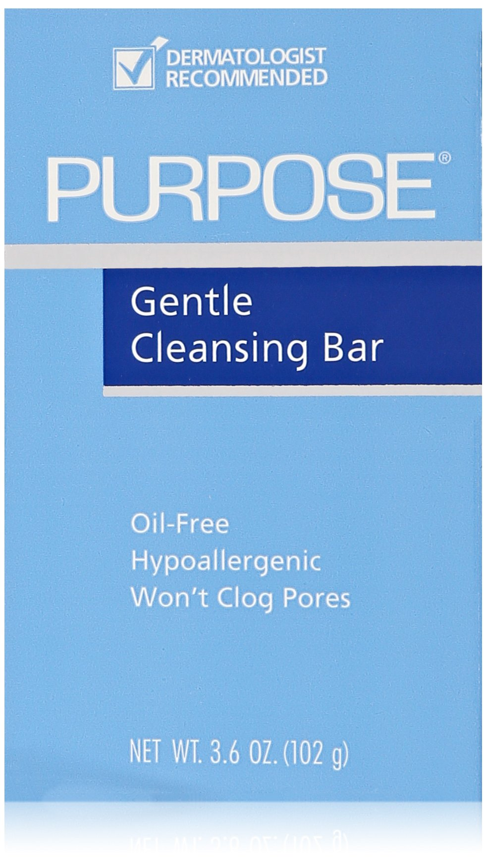 Purpose Gentle Cleansing Bar 3.6 Oz (6 Pack) by With a Purpose