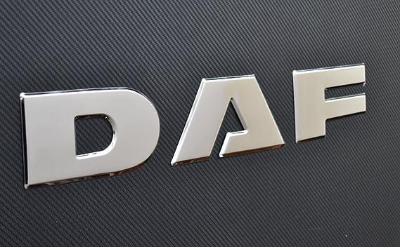 Geprägter 3d Spiegel Edelstahl Frontschild Abzeichen Für Neue Lkws Auto