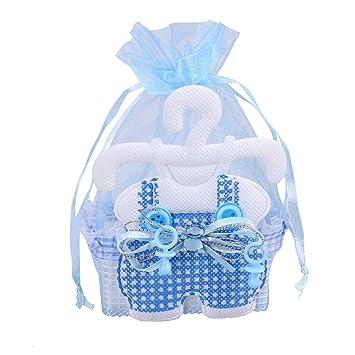 Toyvian Bolsas de golosinas Azules Bolsas de Comida para ...