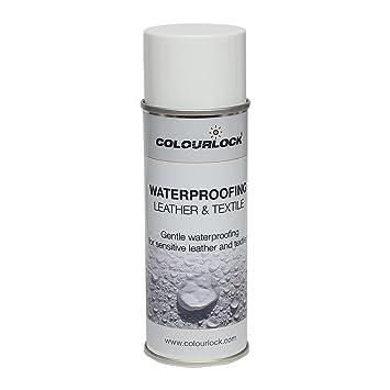 daim pour et et protecteur Alcantara Spray Nubuck Textiles Colourlock autres sur Imperméabilisant IRxgqS