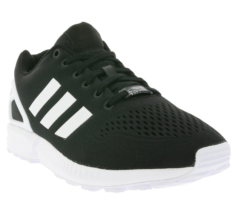 Adidas ZX Flux Em - Zapatillas Unisex Adulto 44 2/3 EU|Schwarz