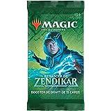 Booster de Draft de Magic: The Gathering Renascer de Zendikar | 15 Cards | Produto em Português