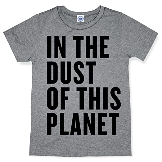 0f3d1d75dc5 Amazon.com  Hank Player U.S.A. In The Dust Of This Planet Men s T-Shirt   Clothing