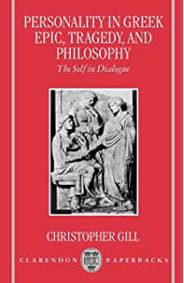 Selfhood and the soul : essays on ancient thought and literature in honour of Christopher Gill