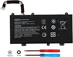New SG03XL Laptop Battery Compatible with HP Envy M7 M7-U009DX M7-U109DX 17-U000 17t-U000 M7-U000 Series 17-U011NR 17-U163CL17-U177CL 849314-856 849315-850 TPN-I126 HSTNN-LB7F HSTNN-LB7E 11.55V 41.5WH