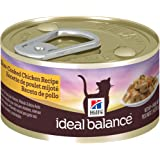 Hill's Ideal Balance Canned Cat Food, 24-Pack