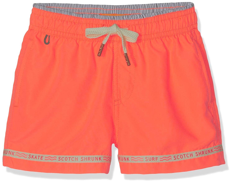 Scotch & Soda Jungen Badeshorts Sporty Fit Swimshorts with 'Magic Print' B07H4MPP4B Badeshorts Sehr gute Farbe