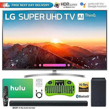 Amazoncom Lg 49sk8000pua 49 Class 4k Hdr Smart Led Ai Super Uhd