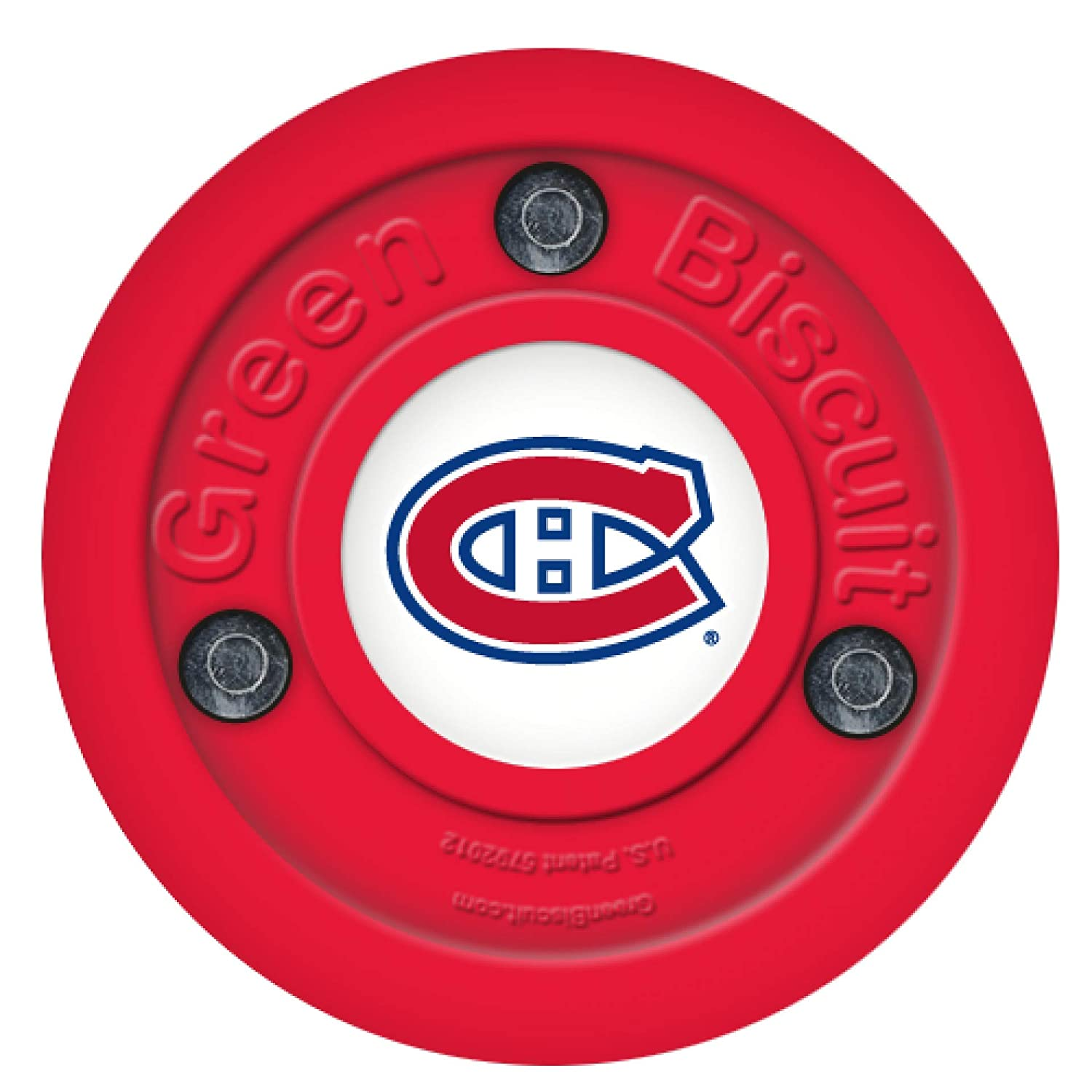 Green Biscuit NHL (Montreal Canadiens (Red)) GRE-GB-MTL-RD
