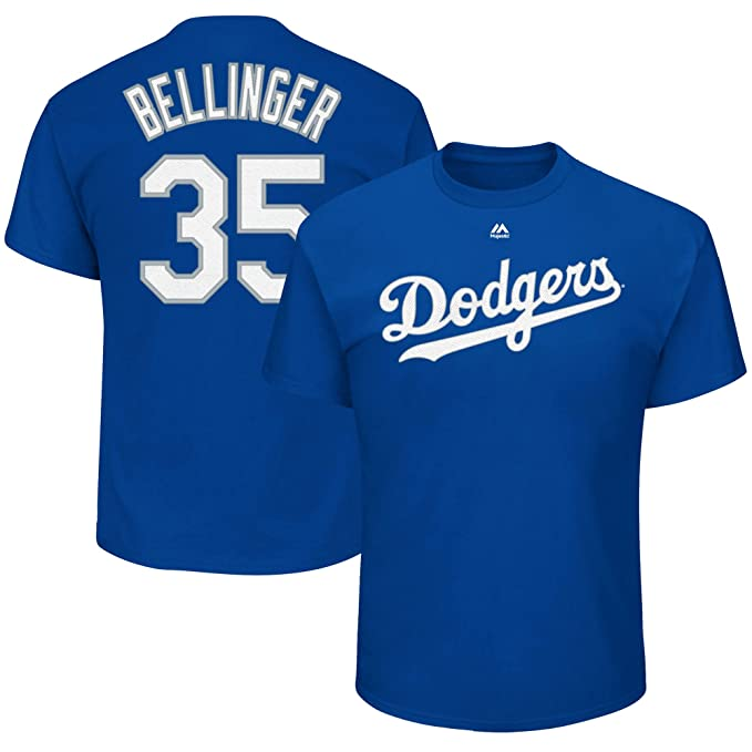 new styles 411ca 5632b Amazon.com: Cody Bellinger Los Angeles Dodgers Youth Blue ...