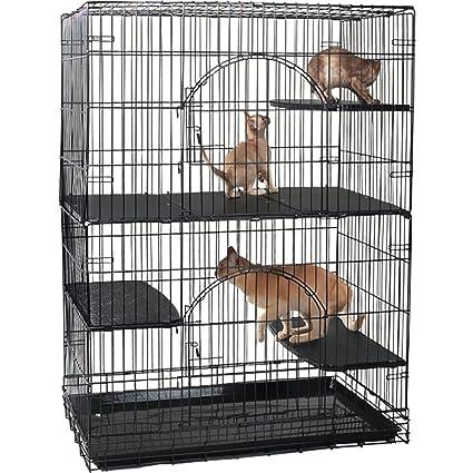 Cat confinement cage