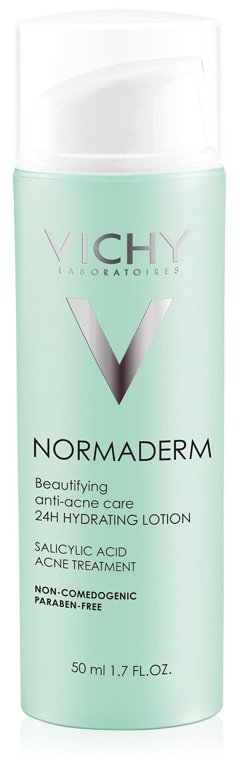 Vichy Normaderm Beautifying Salicylic Acid Acne Treatment, 1.7 Fl Oz