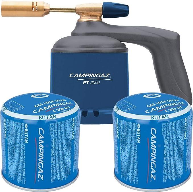 CAMPINGAZ - Set soplete gas soldador PT2000 Campingaz + ...