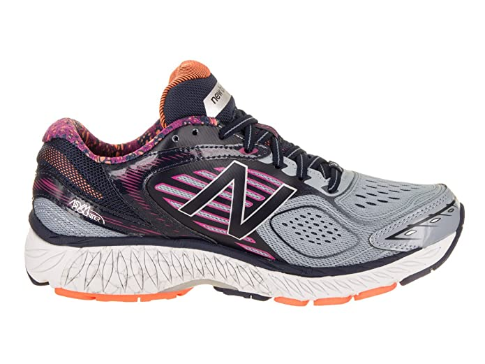 dee8e501c18d New Balance Women s 860v7 Wide Reflection with Poisonberry   Pigment  Running Shoe 6 Wide Women US  Amazon.co.uk  Shoes   Bags