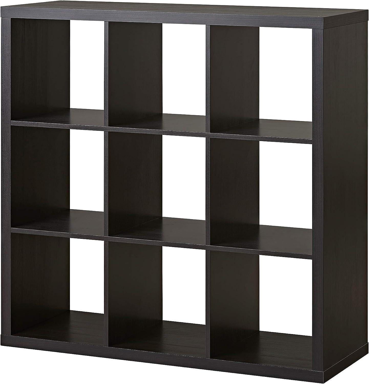 IKEA Kallax 404.156.01 - Estantería (3 x 3 cm), color negro y ...