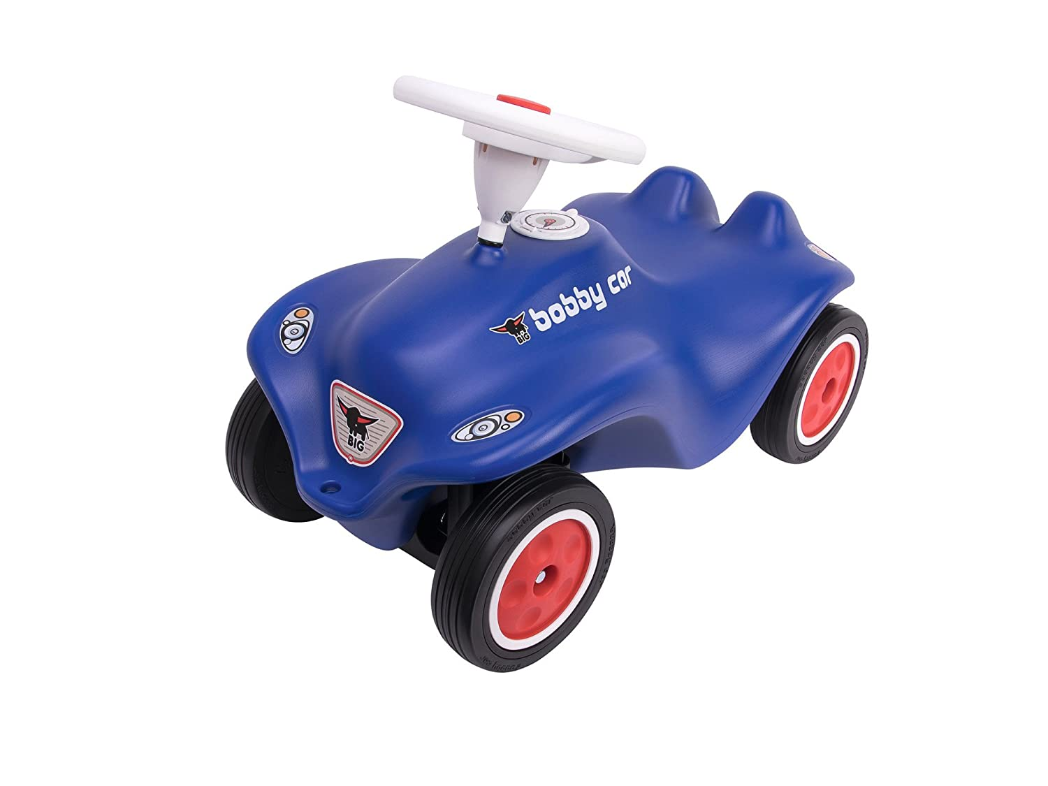 Bobby Car Classic oder New - Big New Bobby Car Royalblau