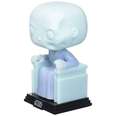 "Funko Pop Star Wars: Episode 7 the Force Awakens-6"" Holographic Snoke Collectible Figure - Summer Convention Exclusive: Toys & Games"