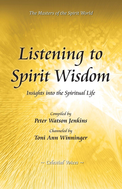 Download Listening to Spirit Wisdom ebook