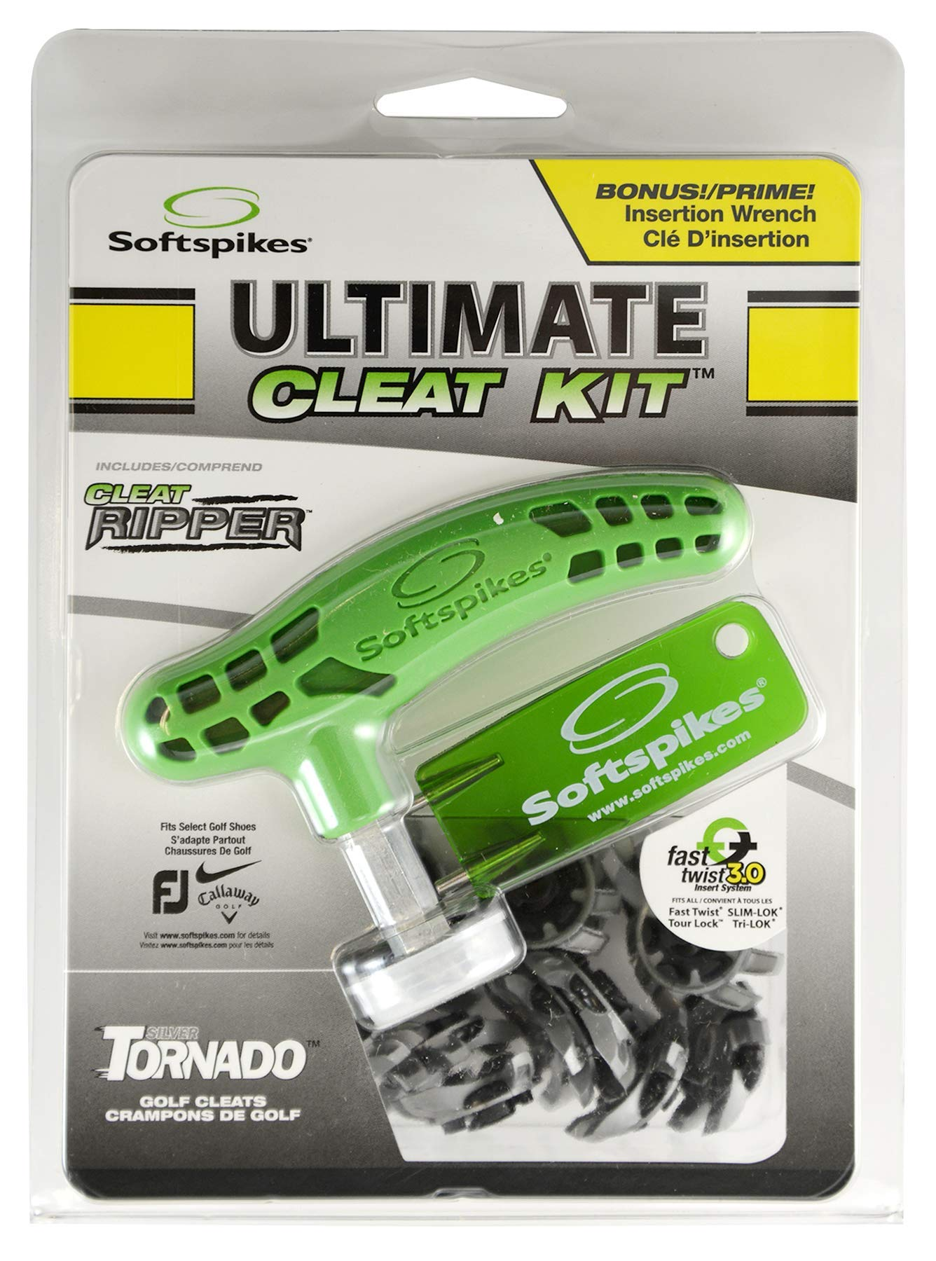 Softspikes Ultimate Cleat Kit by PrideSports