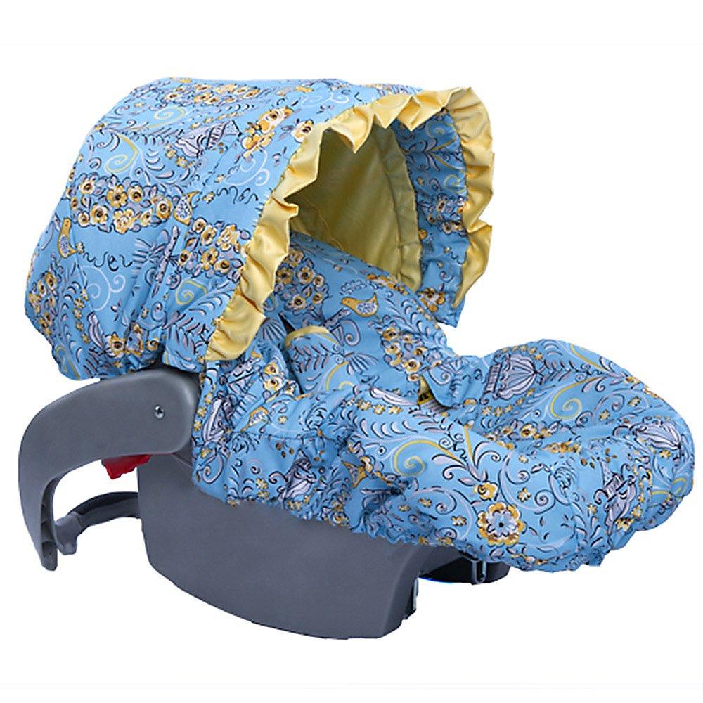 Amazon.com: Baby Bella Maya Infant Car Seat Cover, BNBR ...