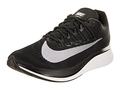 Nike Men's Zoom Fly Black/White Anthracite Running Shoe 11 Men US