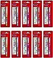 Cello Butterflow Color Pen Set - Pack of 10 (Multicolor)