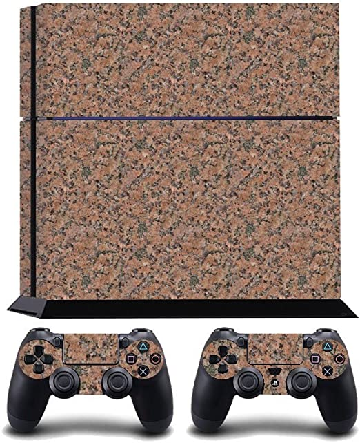 Red Marble Print PS4 PlayStation 4 Vinyl Wrap / Skin / Cover ...