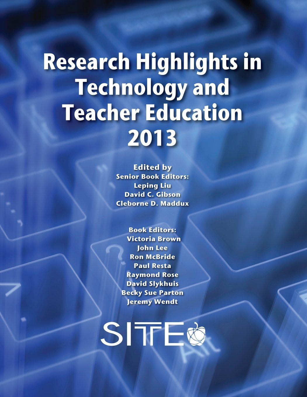 Read Online Research Highlights in Technology and Teacher Education 2013 PDF