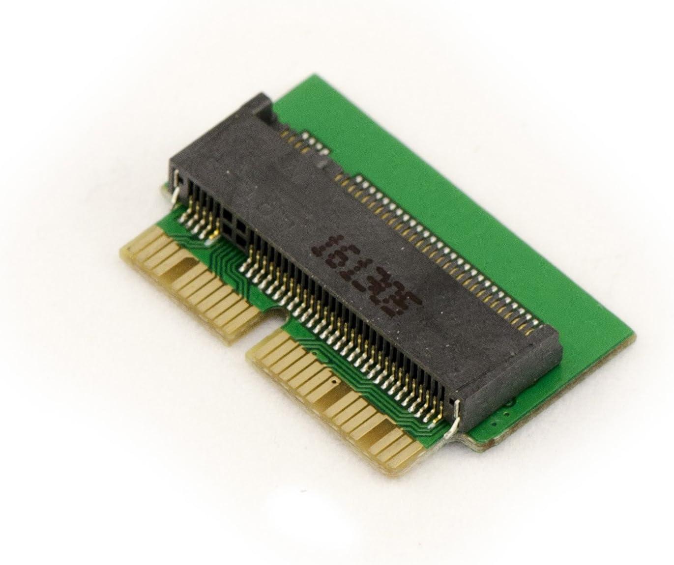 M.2 (NGFF) SSD – Adaptador para reemplazar el original 12 + 16 pin ...