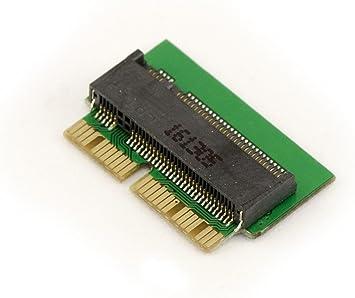M.2 (NGFF) SSD – Adaptador para reemplazar el original 12 + 16 ...