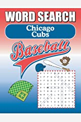 Chicago Cubs Word Search: Word Find Puzzle Book For All Cubs Fans Paperback