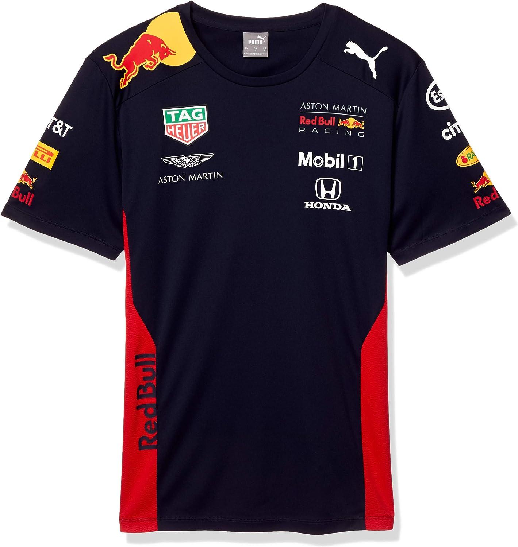 Herren Formel 1 Aston Martin Red Bull Racing 2020 Team T Shirt Marineblau Xs Amazon De Bekleidung