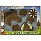 Belgian Chocolate Horse Riding Set 130g