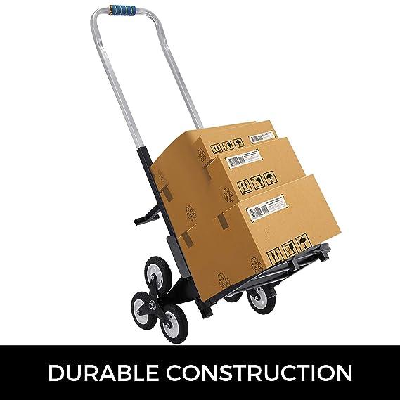 Amazon.com: Mophorn 330LBS Portable Stair Climbing Cart 44.5 ...