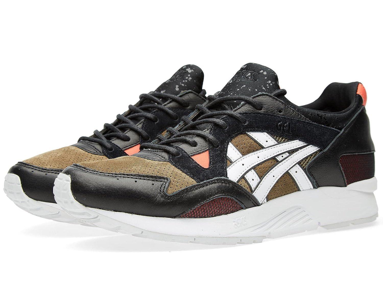 Asics x Highs  Lows Gel Lyte V Medic Unisex Sneaker Schwarz/Olive/Weiss 8101