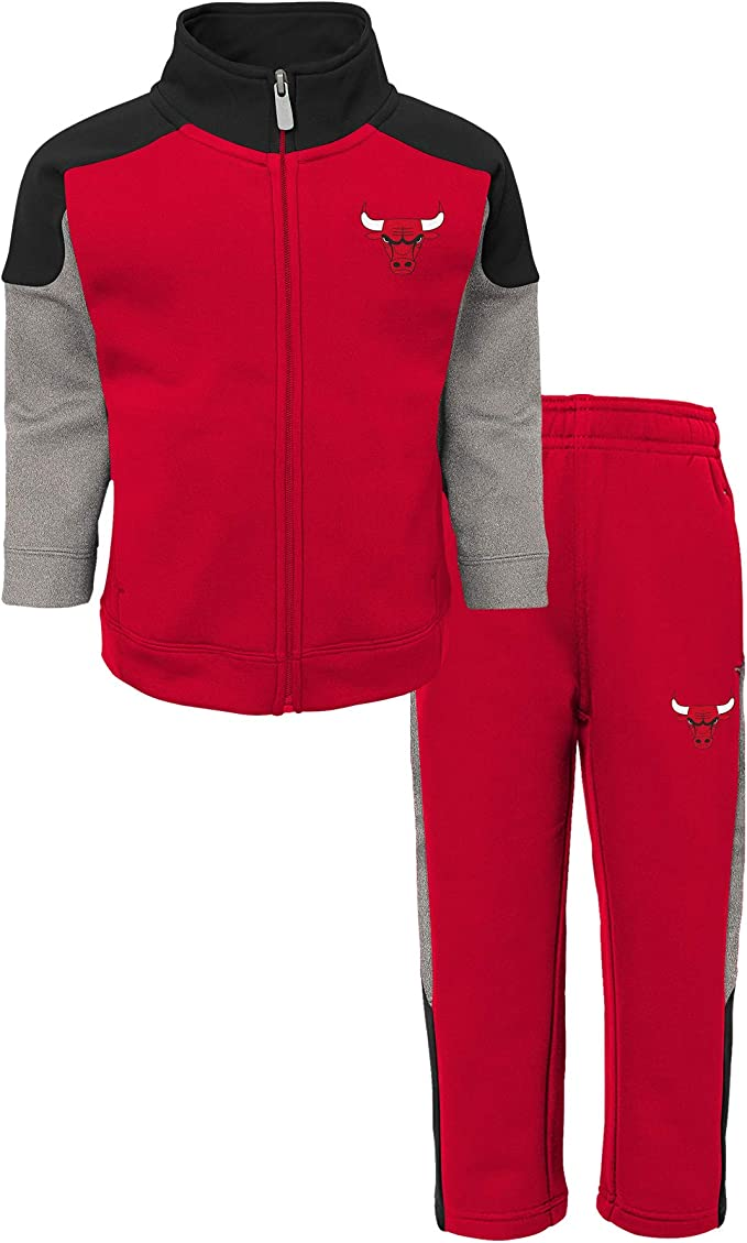 NBA Chicago Bulls-Sweater and Jog Pants Set Conjunto Ropa ...