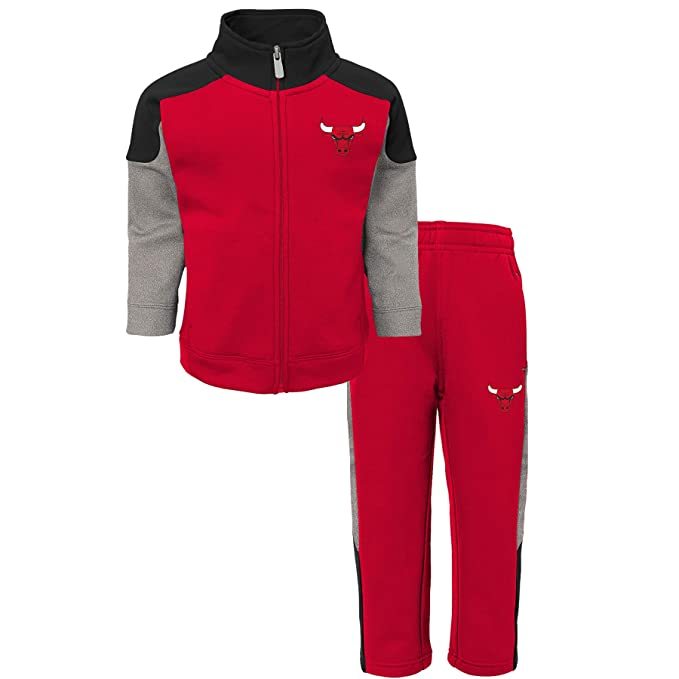 NBA Chicago Bulls-Sweater and Jog Pants Set 9e384aa8565