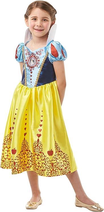 Disney Princess - Disfraz Blancanieves Classic Deluxe Inf ...
