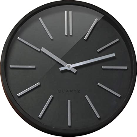 Amazon Com Orium Goma Wall Clock Quartz Home Kitchen