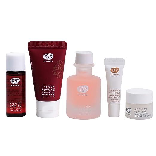 WHAMISA Organic Flowers Toner, Korean Skin Care & Beauty, Natural Organic Cosmetics: Amazon.de: Beauty