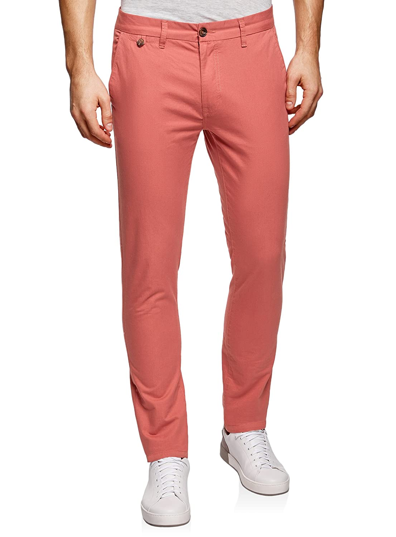 oodji Ultra Hombre Pantalones Chinos Básicos RIFICZECH s.r.o. 2B150023M