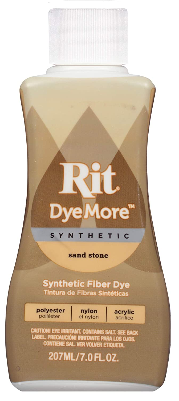 Tinta per tessuti sintetici Rit DyeMore, Altro, Multicolore, 5.08 x 6.35 x 15.24 cm Notions Marketing 155881
