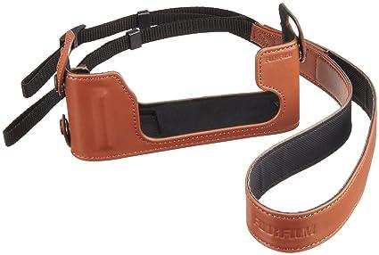 Fujifilm BLC-XE3 Leather case per X-E3 Borsa in Cuoio Nero
