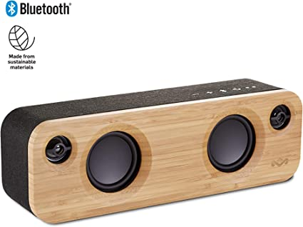 House of Marley 3.5 Woofer /&... Get Together Bluetooth Portable Audio System