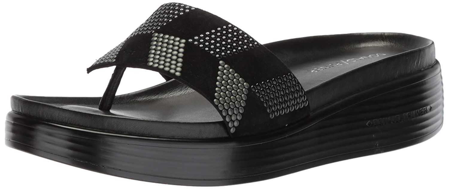 Donald J Pliner Women's FIFI19SP Slide Sandal B071XL575T 9.5 B(M) US|Black