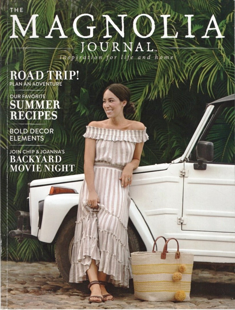 The Magnolia Journal Magazine Issue 3 (Summer 2017)