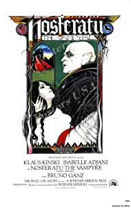 "Posters USA Nosferatu the Vampire GLOSSY FINISH Movie Poster - FIL926 (24"" x 36"" (61cm x 91.5cm))"
