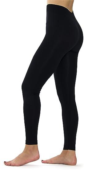 4930d935398 Ylluo Premium Leggings High Waist Pants Buttery Soft Capri Many ...