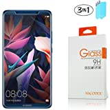 [3 Pack] Huawei Mate 10 Pro Screen Protector,NACODEX Tempered Glass Screen Protector for Huawei Mate10 Pro Ultra Clear Scratch Resistant Glass Protector