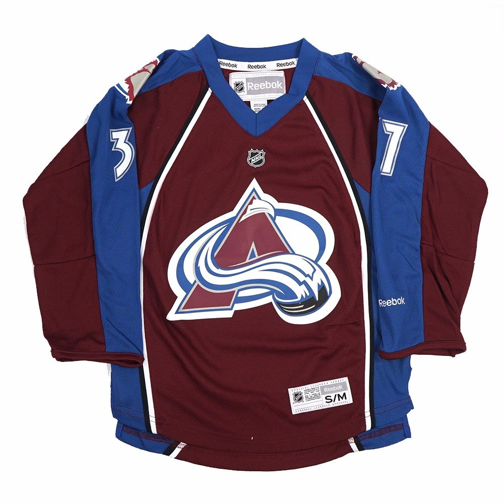059c5f491b3d Amazon.com   Ryan O Reilly Colorado Avalanche NHL Reebok Youth Maroon  Official Replica Home Jersey (L)   Sports   Outdoors